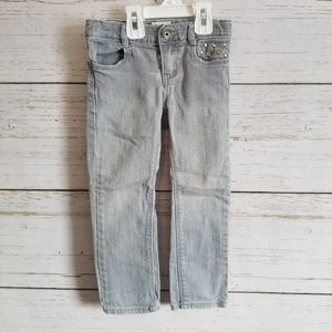 Gray Denim OshKosh Jeans 3T